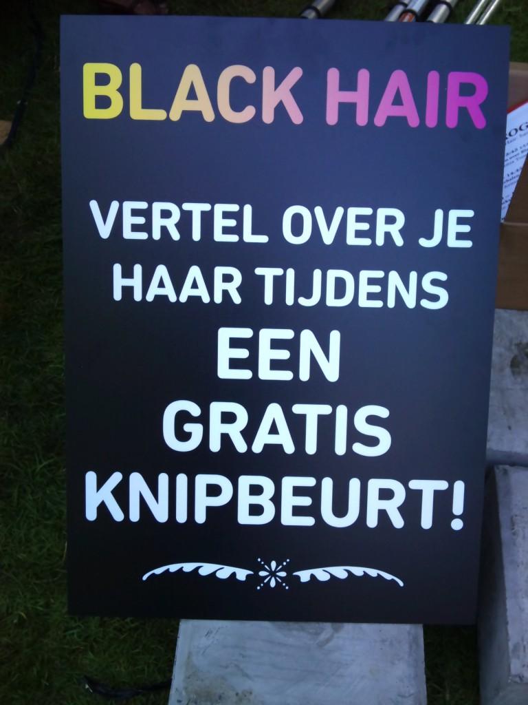 Black Hair meets Wereld Feest Utrecht